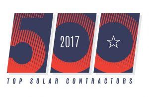 2017 Top Solar Installer
