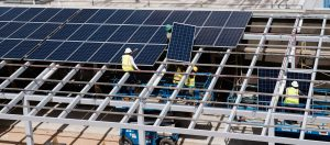 Albuquerque Commercial Solar Installation
