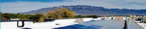 Commercial Solar Installation in Albuquerque