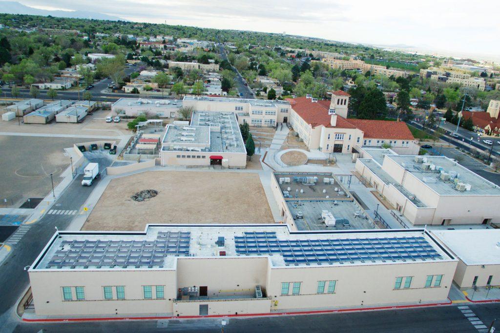 Commercial-Solar-Install,-Albuquerque,-New-Mexico