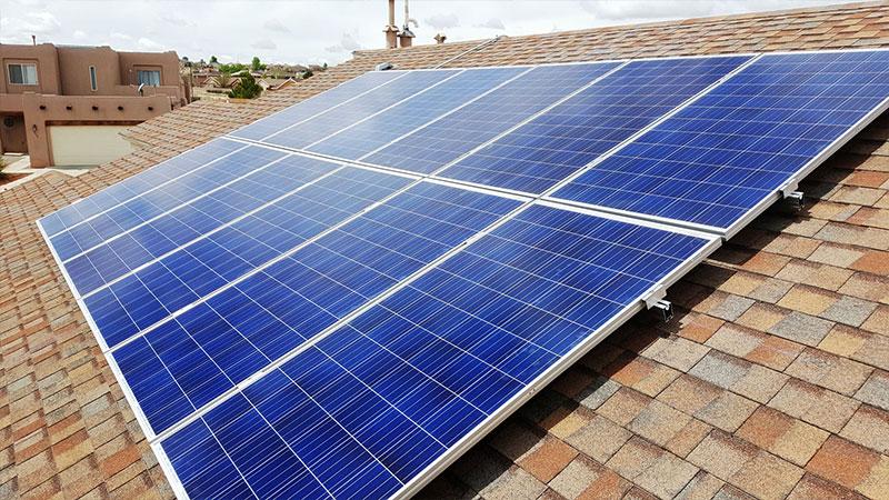 Solar PV Installation in Albuquerque, Rio Rancho, Santa Fe, and Taos data-rsw=