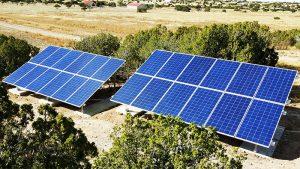 Eldorado Solar Installation