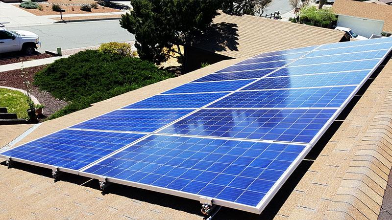 Los alamos solar installation data-rsw=