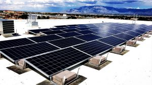 Commercial Solar New Mexico