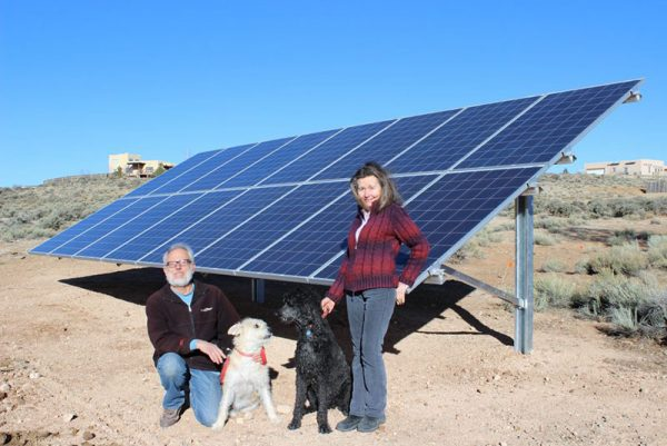 solar installation testimonials