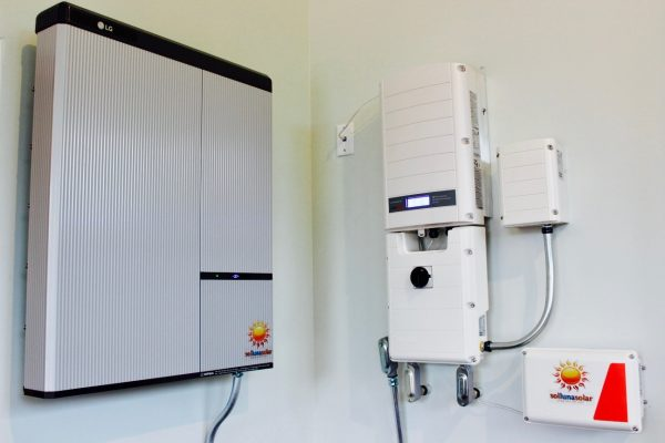 Battery Backup by Sol Luna Solar
