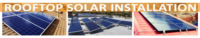 Rooftop Solar Installation; Avoiding Roof Leaks