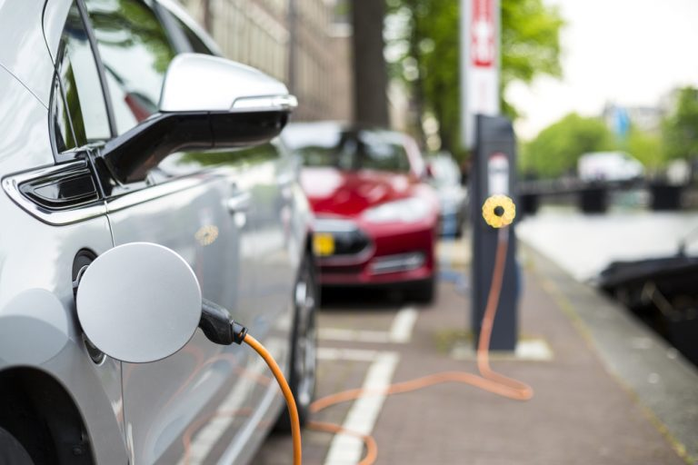 Electric Vehicles and Solar