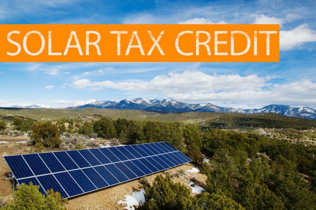 Solar Installation Tax Credit