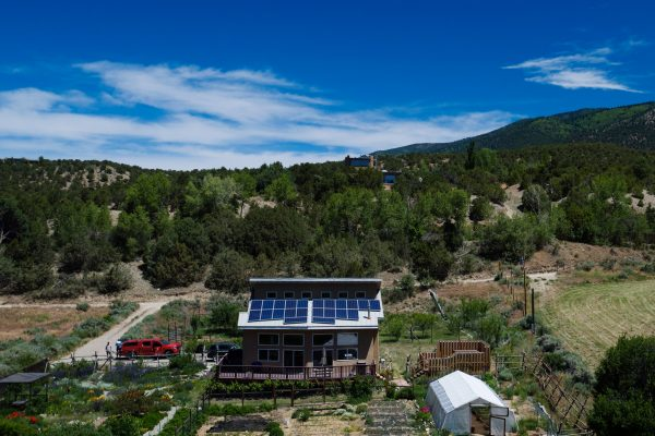 Taos Residential Solar Installation