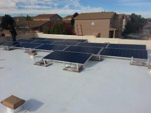 Rio Rancho Solar Installation, Sol Luna Solar