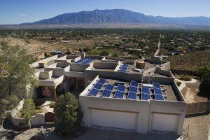 Rio Rancho Solar Installation, Residential
