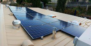 Bernalillo residential solar installation