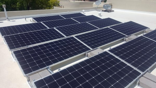 Residential Solar Installation in Rio Rancho