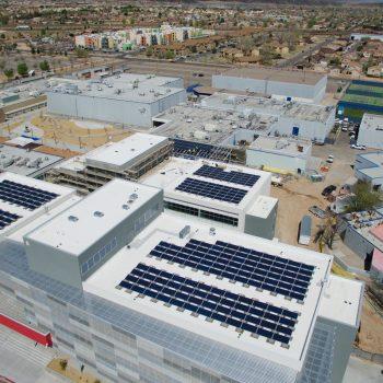 Commercial Solar Installation in Albuquerque, NM