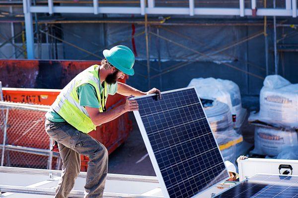 Local, Sol Luna Solar, New Mexico, Utility Scale Solar
