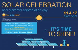 Annual Solar Celebration in New Mexico
