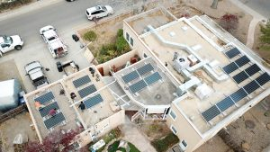 Albuquerque Solar Electric Installation