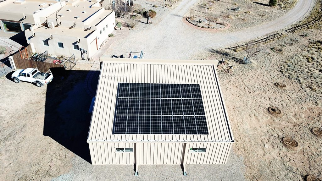 Santa Fe saves money with Solar