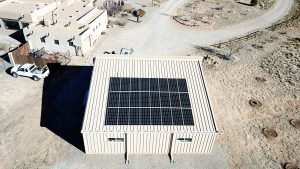 Santa Fe saves money with Solar