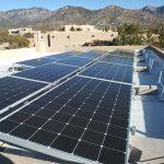 Albuquerque residential solar installation 2