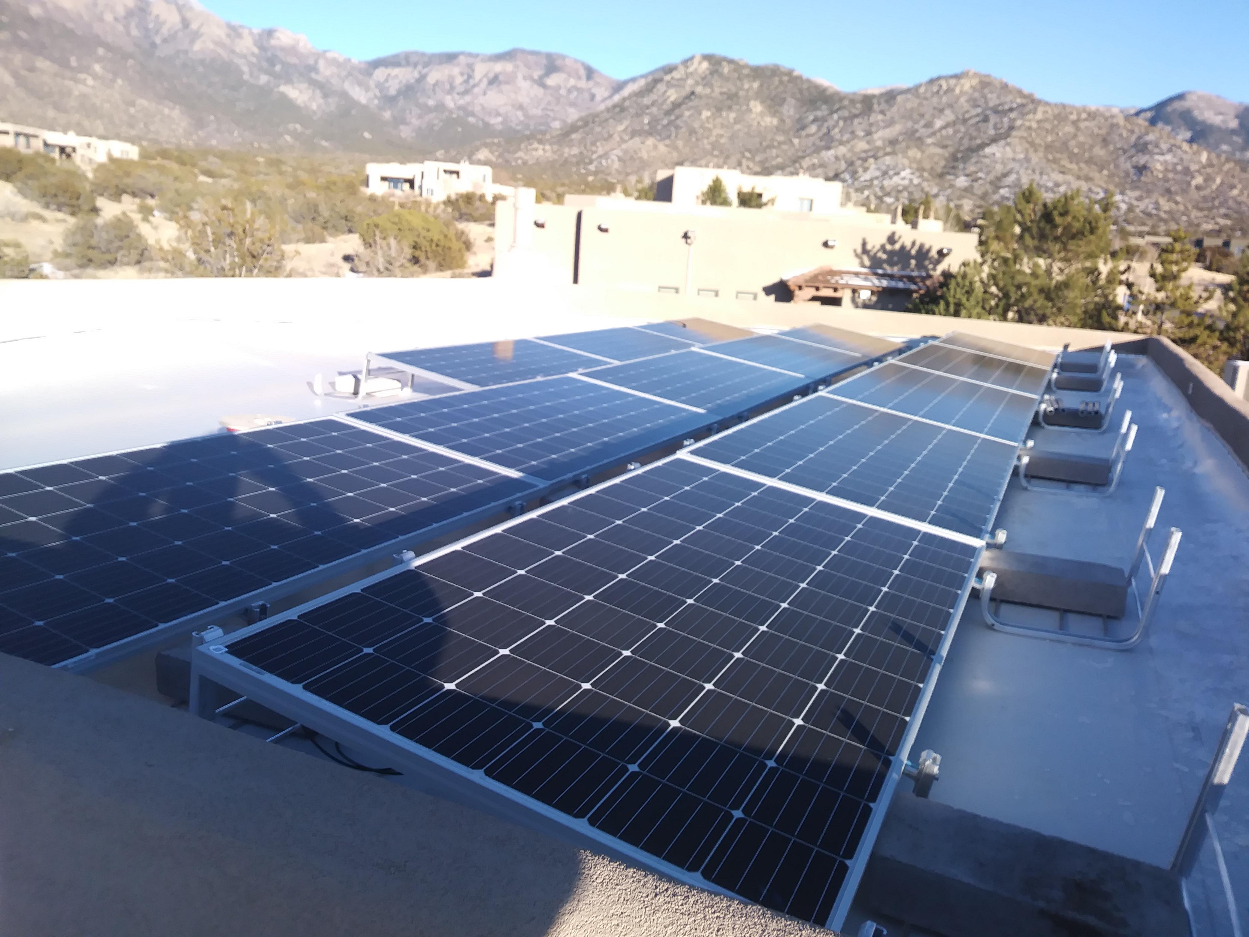 Albuquerque Solar Panel Installation Electricity Savings