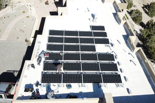 Corrales solar installer