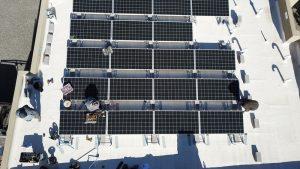 Solar Panel installation, residential