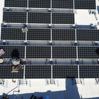 Solar Panel installation, residential