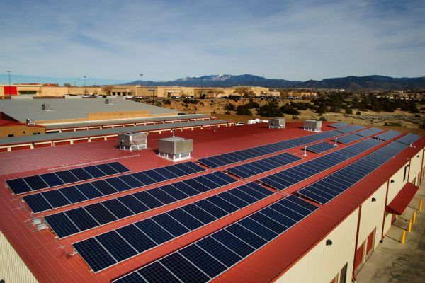 Commercial Solar Energy System Benefits in 2018