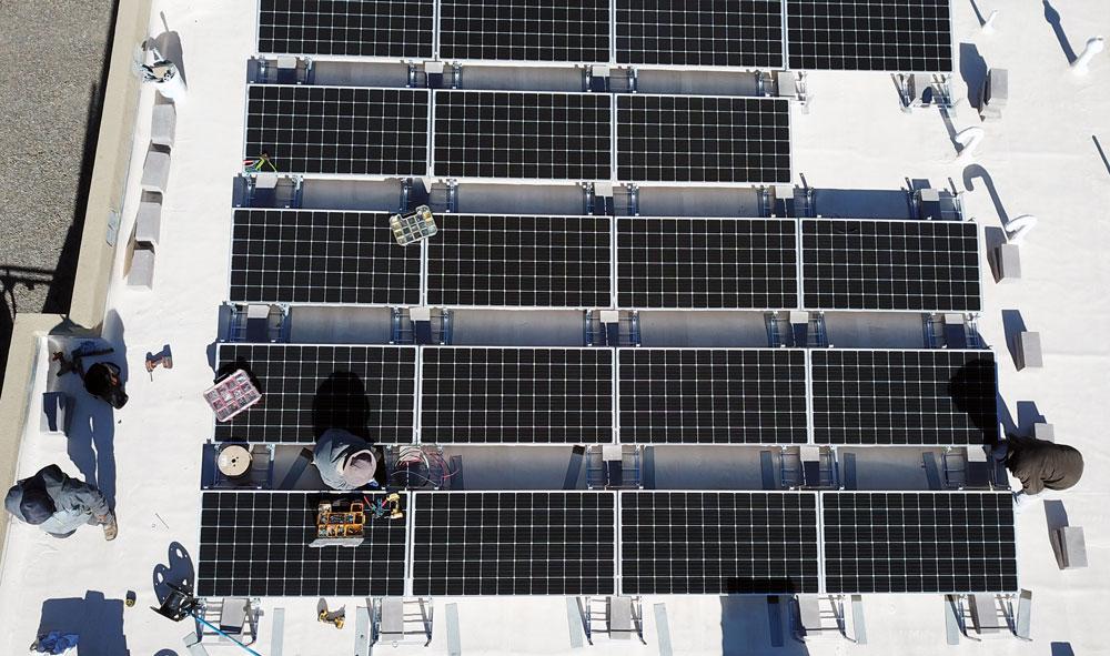 Residential Solar Installer, Albuquerque, New Mexico