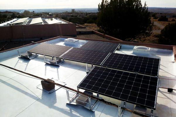 Residential Solar Installer, Placitas, New Mexico
