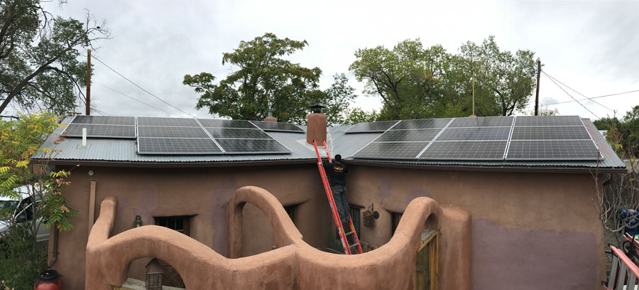 Santa Fe Solar Company
