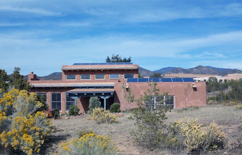 Santa Fe Solar Panels