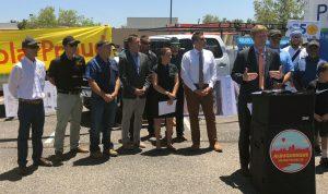 City of Albuquerque Solar Announcement