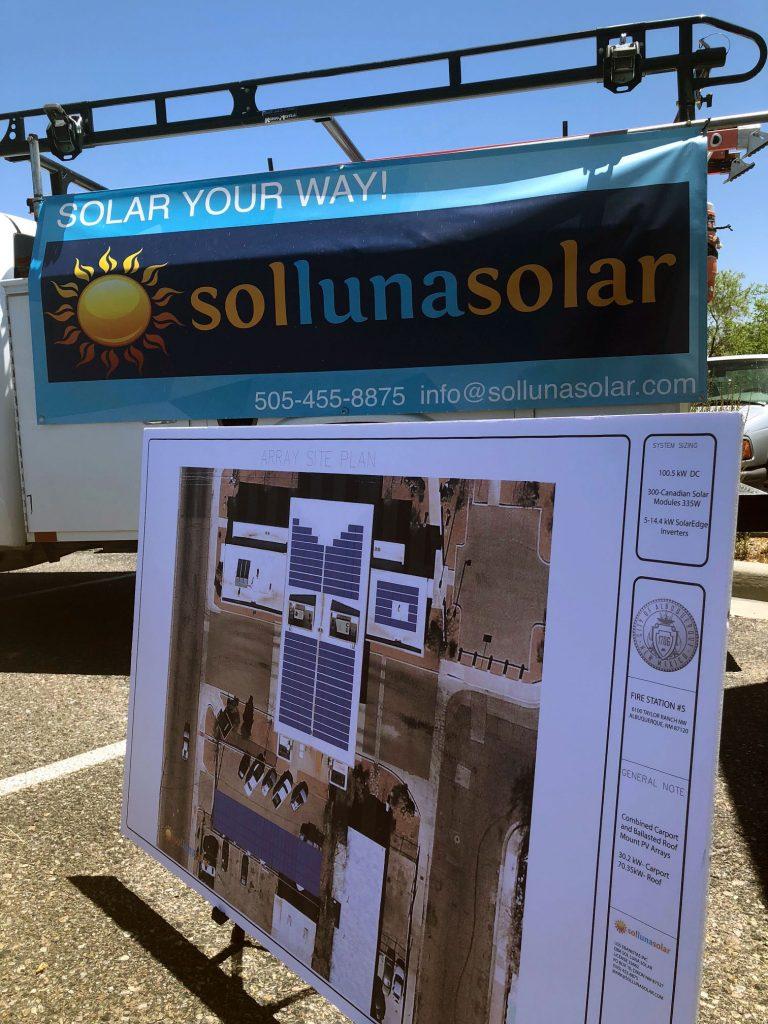 City of Albuquerque Solar Initiative Announced | Sol Luna Solar