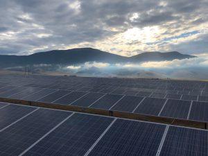 Eagle Nest Megawatt Solar Array