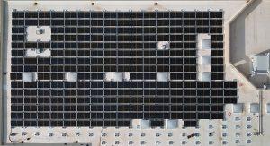 UNM Solar Installation, Sol Luna Solar