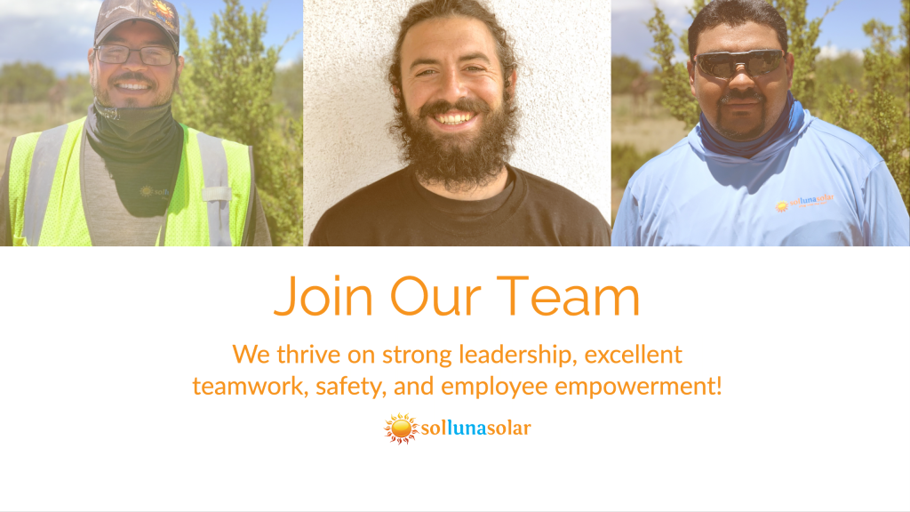 Join Our Solar Team