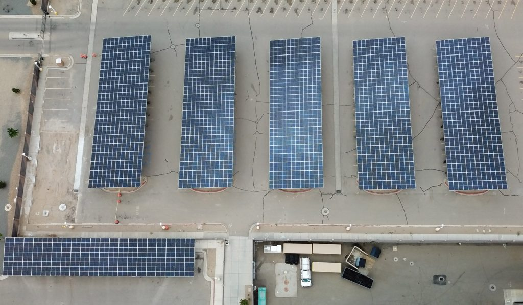 End To End Commercial Solar and Energy Storage