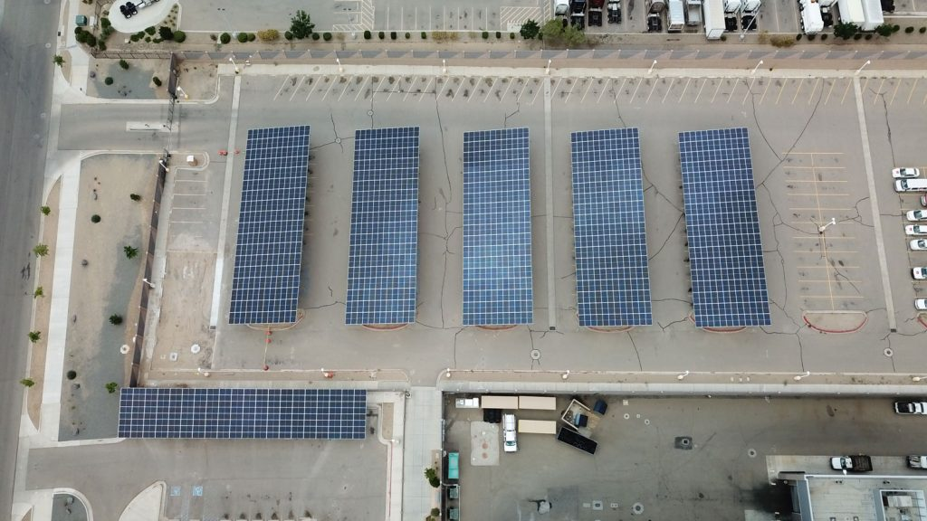 Commercial Solar and Energy Storage, New Mexico