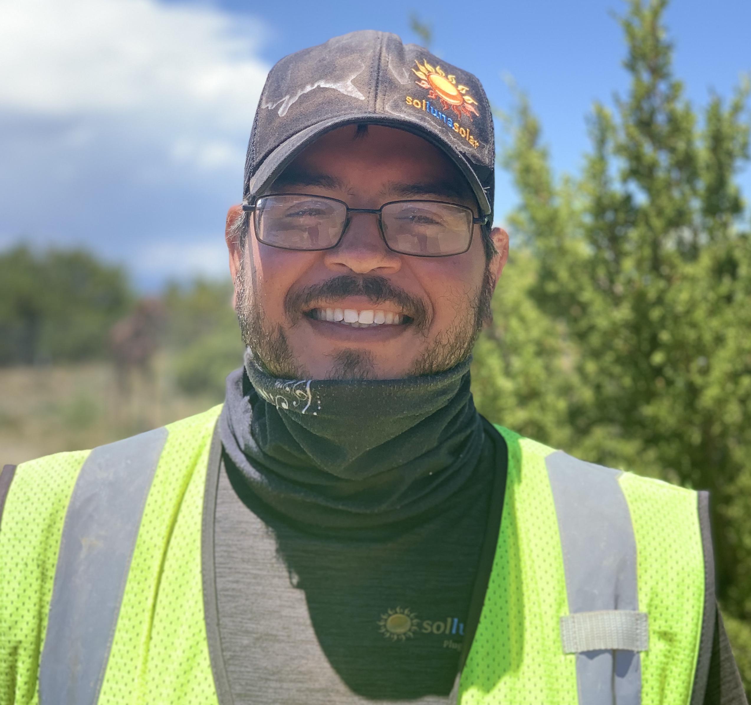 Solar Installer, Sol Luna Solar, New Mexico