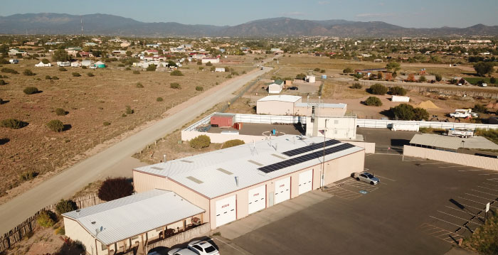 commercial incentives, Solar Energy New Mexico